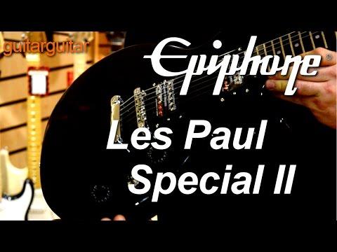 Epiphone - Les Paul Special II