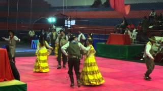 CTG Rincão de São Pedro  3º lugar Danças Tradicionais Inter-regional ENART 2013