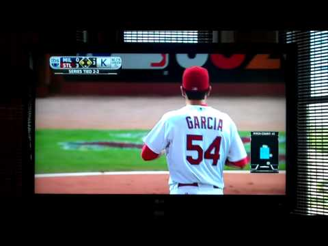 2011  NLCS - Game 5 - Sully