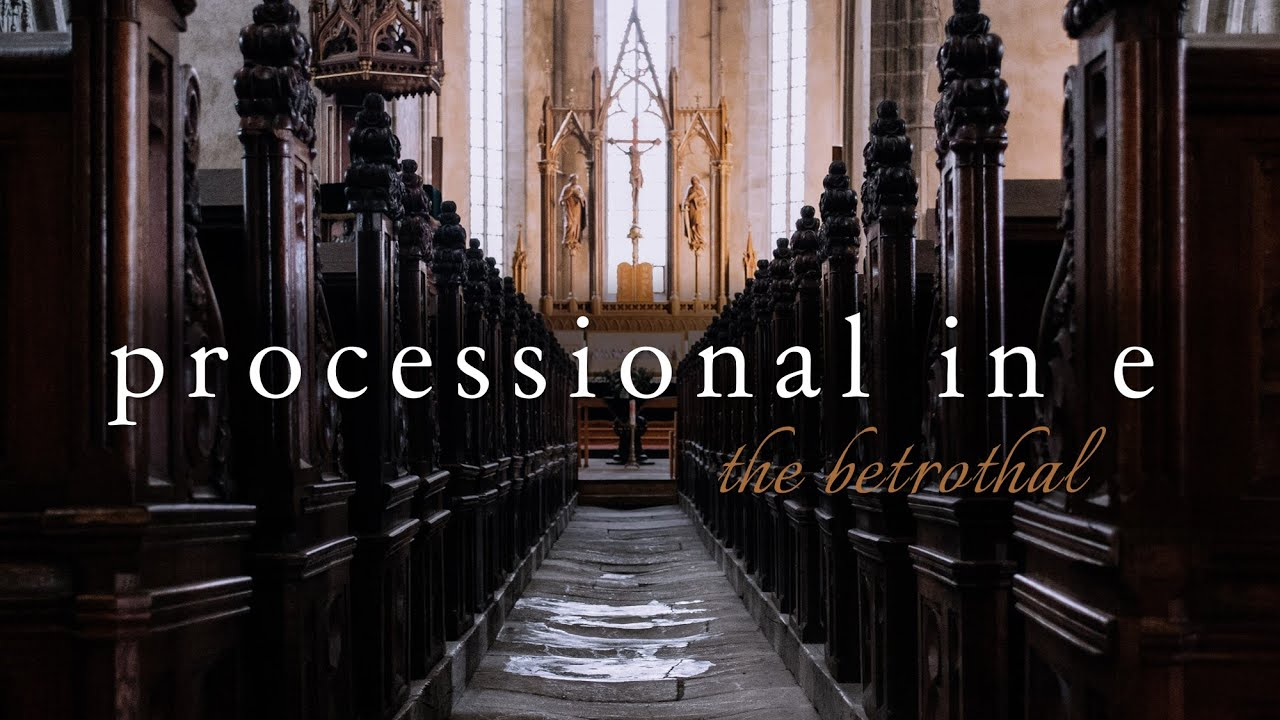 Processional in E: The Betrothal/Jerrik (Original Piano Solo)