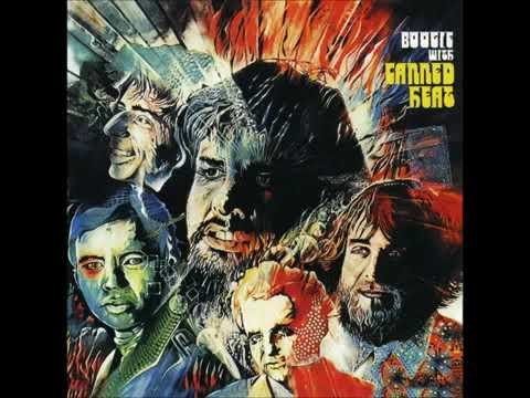 Canned Heat - World In A Jug (1968)