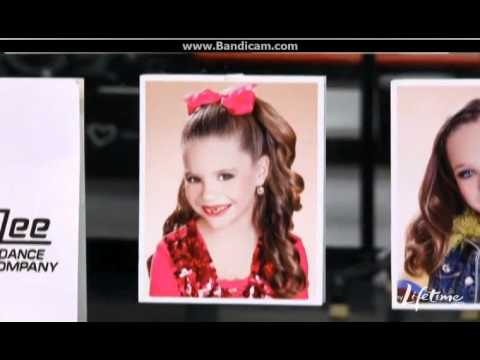 Dance Moms Season 3 Pyramid Episode 2 Travel Video