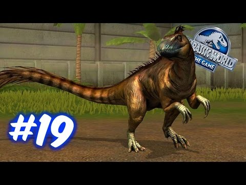 Tanycolagreus Level 20!!!-Jurassic World:The Game Ep. #19