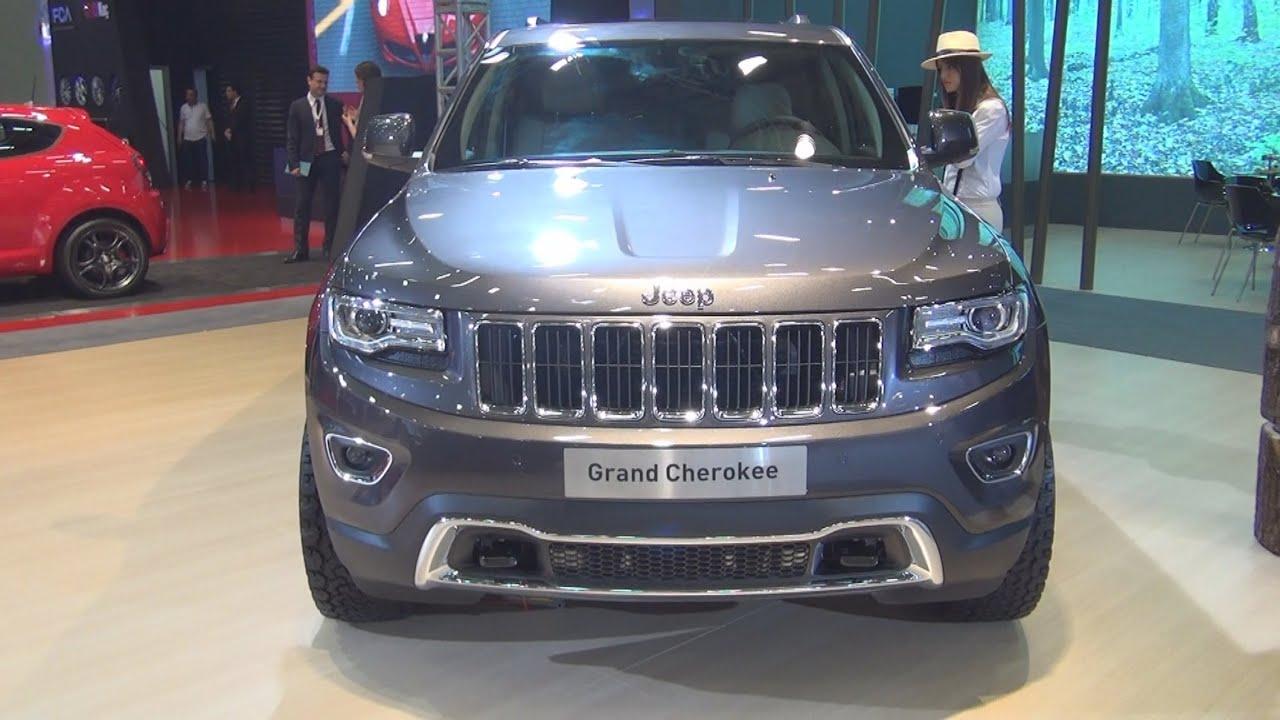 2017 Jeep Grand Cherokee Turbo Sel Auto Express