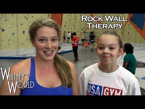 Rock Wall Physical Therapy | Whitney Bjerken