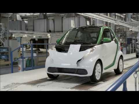 smart electric drive Production plant Hambach