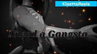 [STOP MOTION]Kehlani-gangsta.Клип Монстер хай