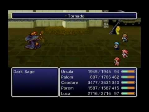 Final Fantasy IV: The After Years - The Crystals Bands 4 - Five Characters