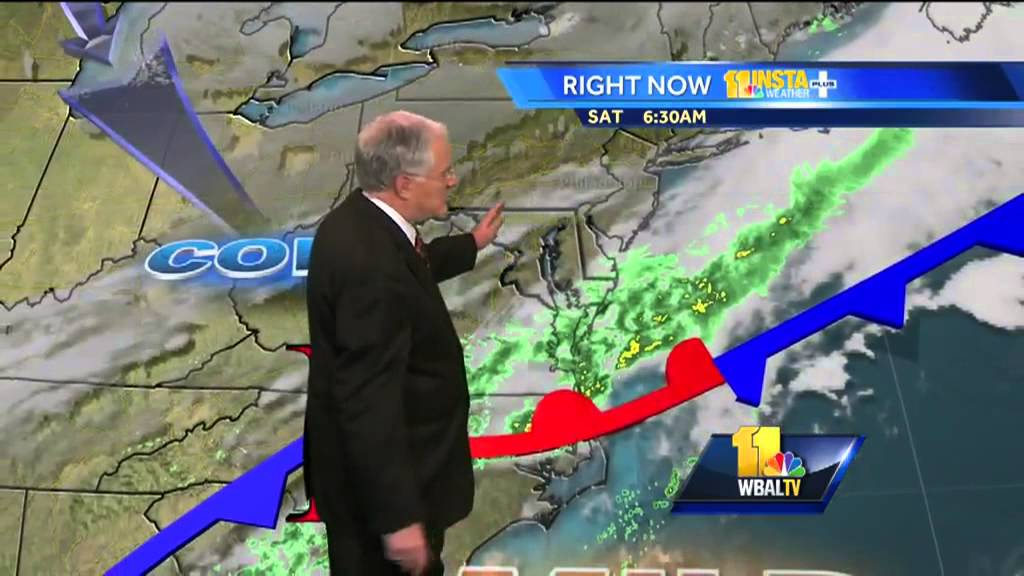 Maryland S Weekend Weather Forecast Youtube