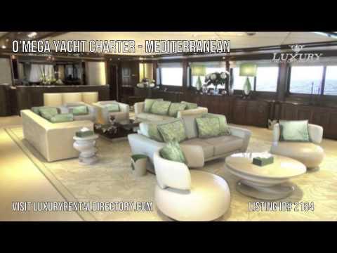 O'mega Yacht Charter - Greece