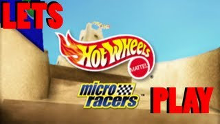 Let's Play... Hot Wheels Micro Racers PC Game