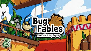 Bug Fables: The Everlasting Sapling | First 15 Minutes of Gameplay (Direct-Feed Switch Footage)