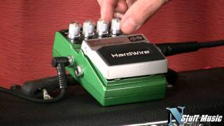 Hardwire SP-7 Stereo Phaser Pedal