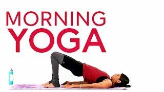 Morning Yoga Stretch | Easy Yoga Flow (5 minutes)