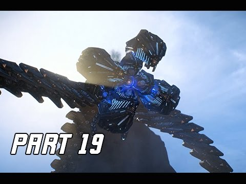 Mass Effect Andromeda Walkthrough Part 19 - PLANET BOSS REMNANT ARCHITECT (PC Ultra Let's Play)