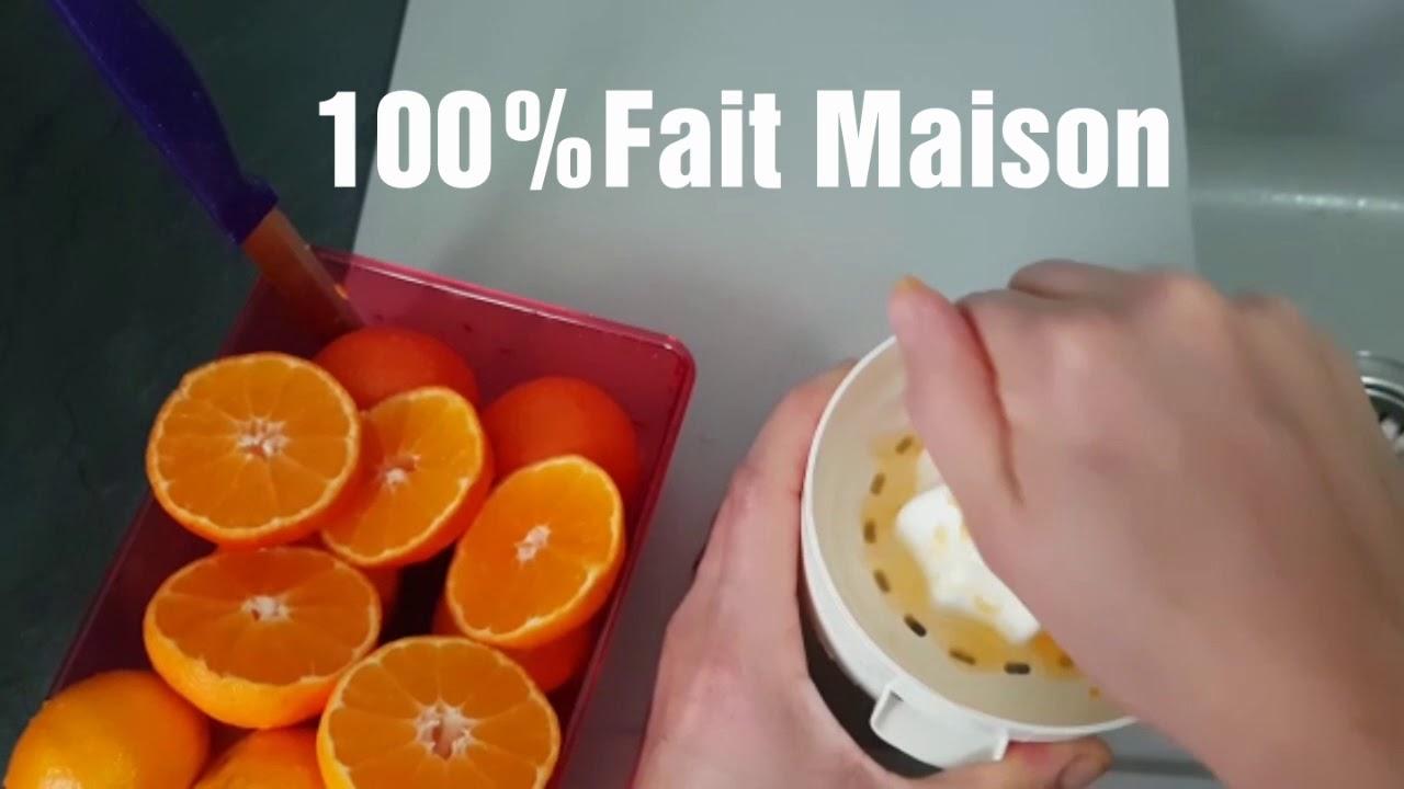 Dessert 100 Jus D Orange Youtube