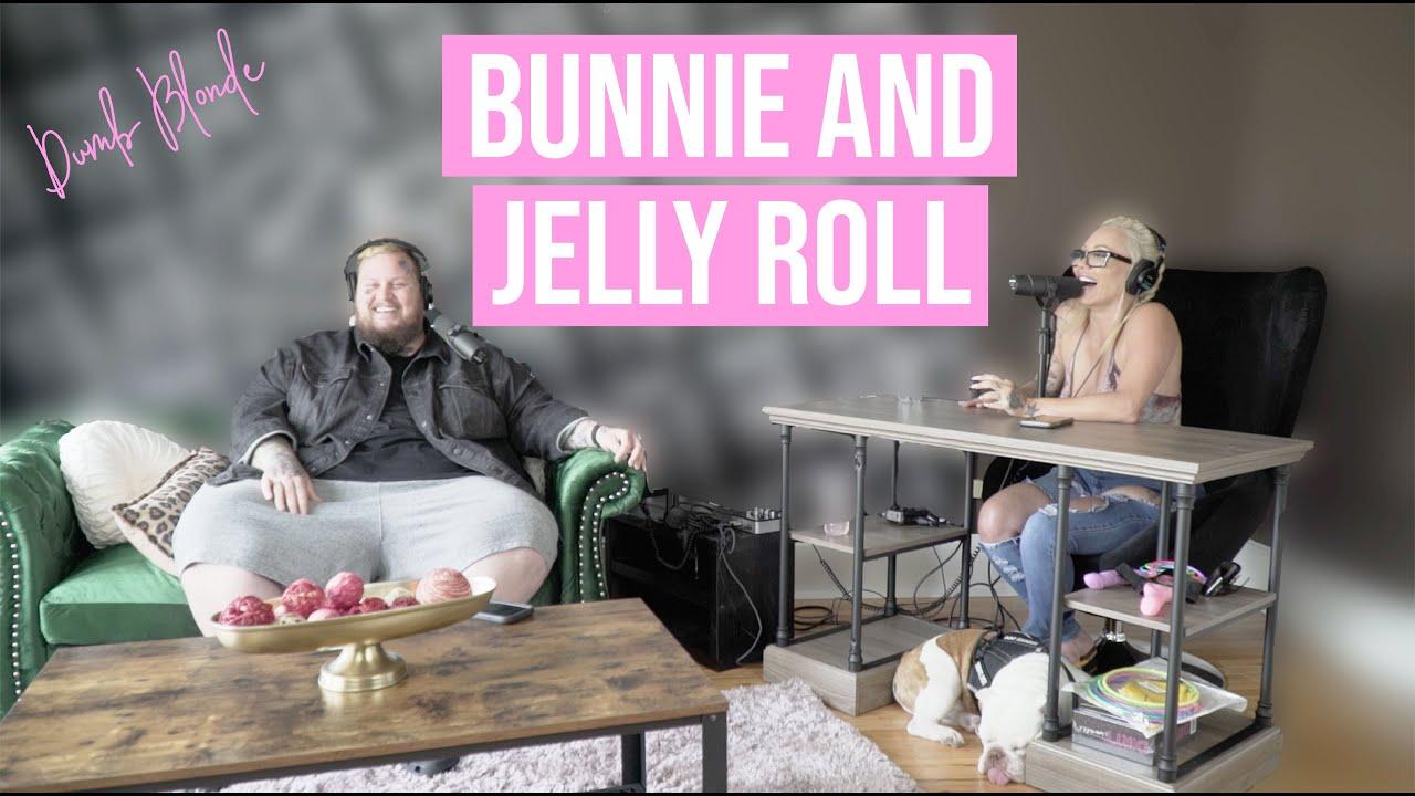 Dumb Blonde: Bunnie & Jelly - New Album/Funny Q & A