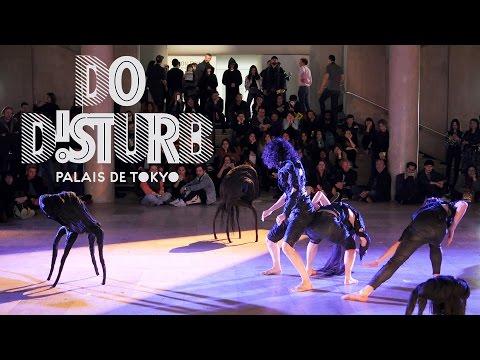 2016 Do Disturb Festival, Palais de Tokyo, Paris