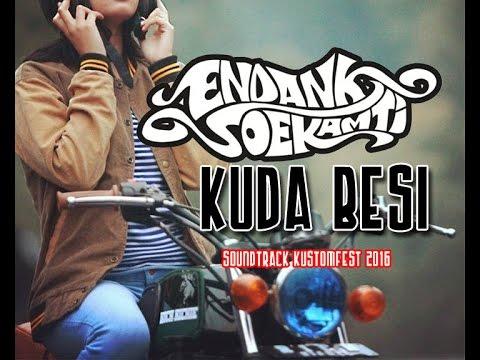 ENDANK SOEKAMTI - KUDA BESI -   V-CLIP