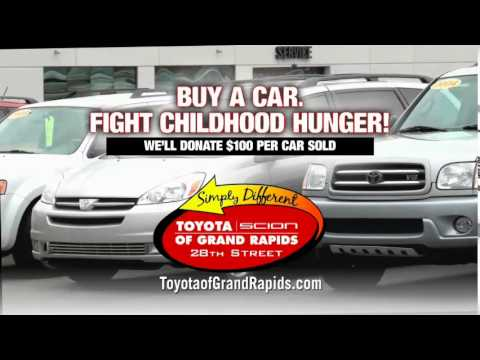 Toyota Of Grand Rapids 300 Cars For Good