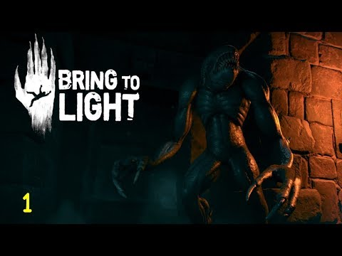 Bring to Light Playthrough Gameplay Part1 (Horror Game )