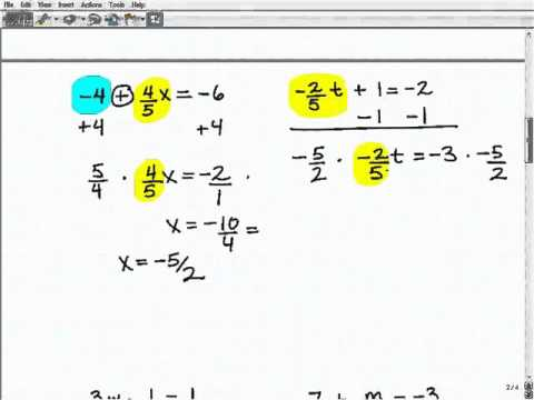 GED Math Practice - YouTube