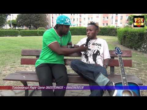 Kimbangu solo se révèle dans Tolobelango avec Papy Gene