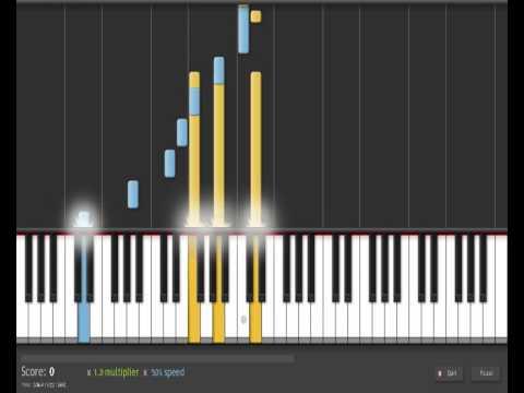 Naruto - Hokage Funeral - Piano Tutorial