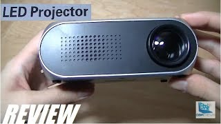 REVIEW: YG320 Mini LED Pocket Projector (HDMI)
