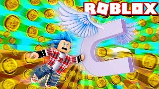 magnet ANGEL and 500 K coins egg! -Roblox: Magnet Simulator