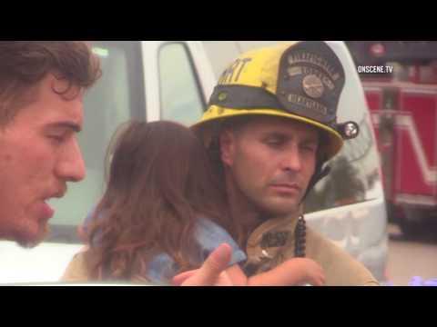 La Mesa Fatal Multi victim Crash on the 125 08022017