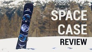 Gnu Space Case Snowboard On Snow Review 2015/2016 | EpicTV Gear Geek