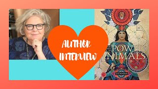 AUTHOR INTERVIEW | LORI MORRISON | POWER ANIMALS