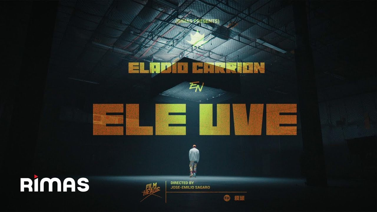 Download Eladio Carrión - Ele Uve (Video Oficial) | Sauce Boyz Care Package