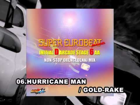 Super Eurobeat Initial D Arcade Stage 6 AA Non Stop by Orengedenki Mix