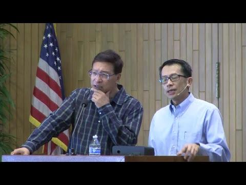 01-27-2018 梁永善牧師 Rev. Leung Wing-Sin