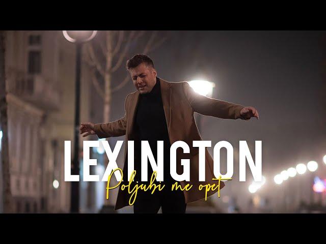 Lexington - Poljubi me opet (Official Video) 4K