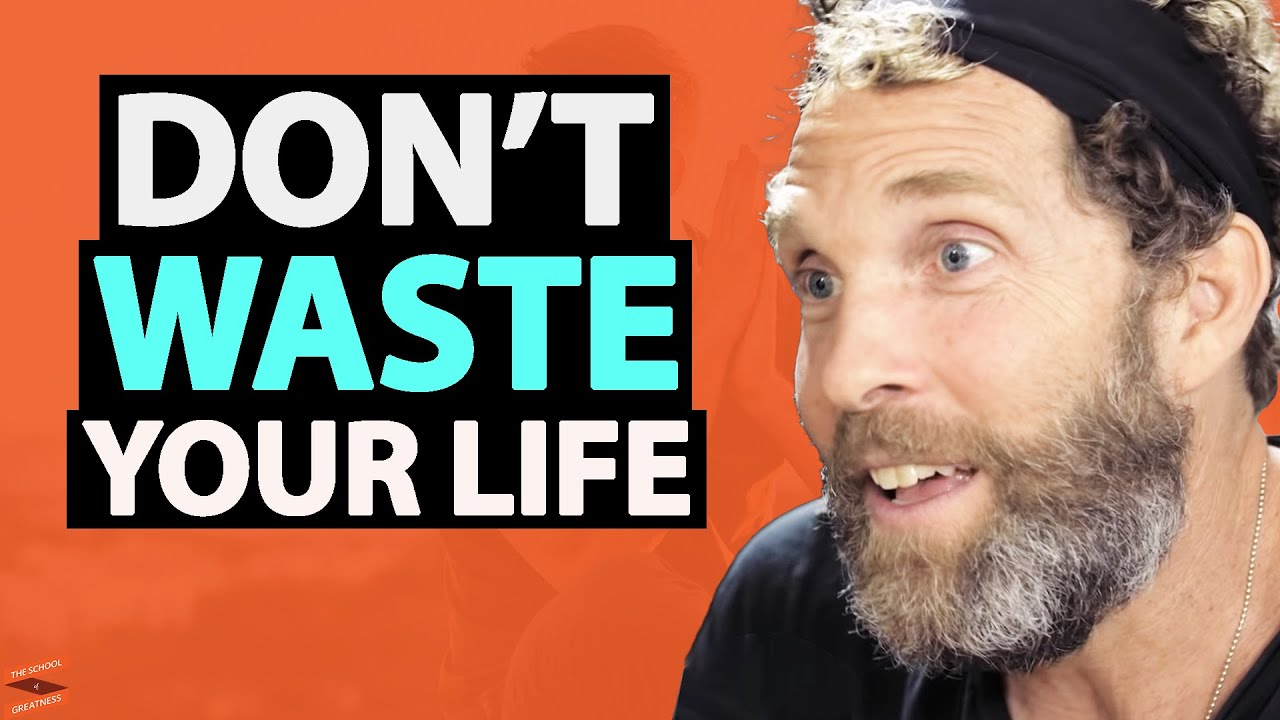 WHY YOU NEED To Stop Being REALISTIC & SHOOT For The MOON TODAY! | Jesse Itzler & Lewis Howes
