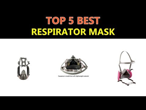 Best Respirator Mask 2019 - 2020