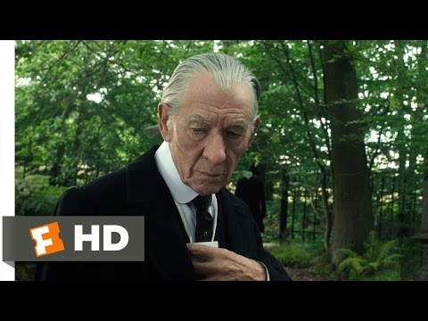 Mr. Holmes (9/12) Movie CLIP - An Incomprehensible Emptiness (2015) HD