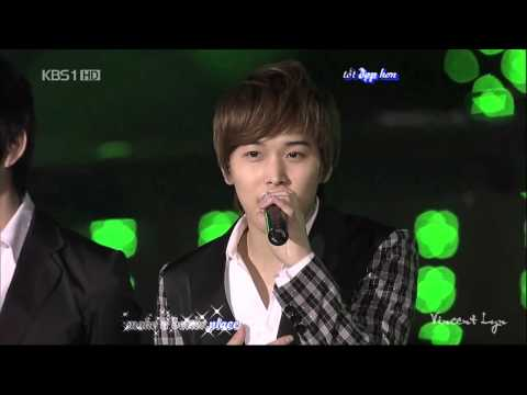 [Vietsub + Lyric] Heal the world - Super Junior
