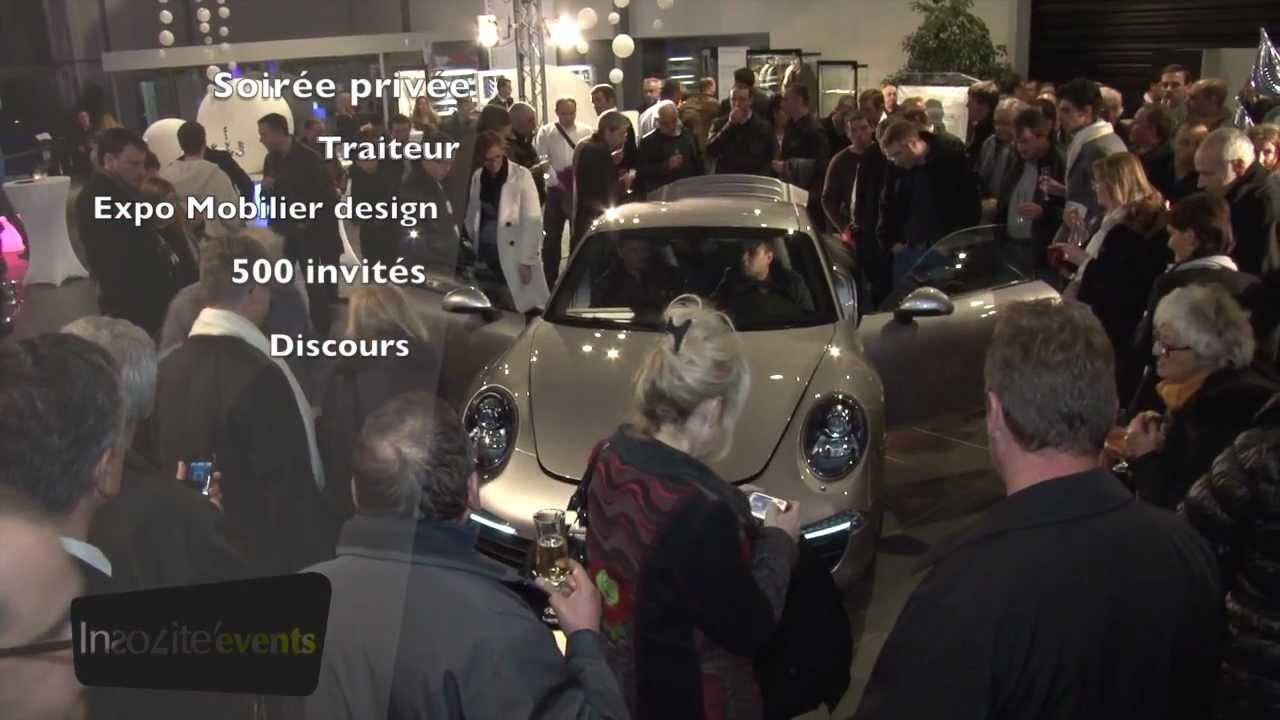 soir e de lancement porsche 911 passion automobiles sport sausheim agence evenementielle. Black Bedroom Furniture Sets. Home Design Ideas
