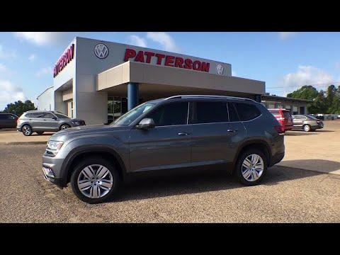 2019 Volkswagen Atlas Tyler, Longview, Lufkin, Nacogdoches, Shreveport, TX 591308