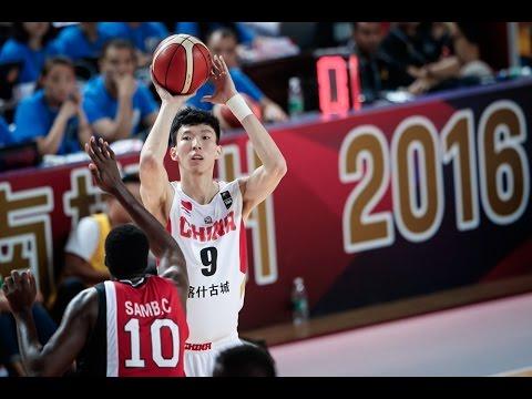 China Kashgar (CHN) v Al Ahli (UAE) - Full Game - FIBA Asia Champions Cup 2016