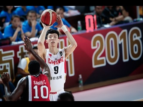 China Kashgar (CHN) v Al Ahli (UAE) - Full Game - FIBA Asia Champions Cup 2016