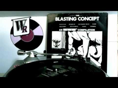 Black Flag: Nervous Breakdown (Vinyl Rip)