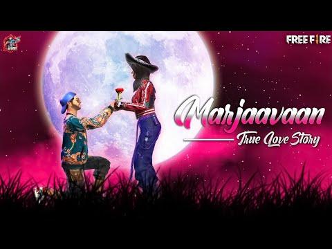 Marjaavaan - True Love Story ❤️   Free Fire Short Love Story   Mr Nefgamer