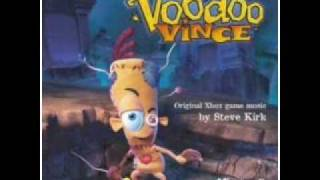 Voodoo Vince: Zombie Guidance Counselor
