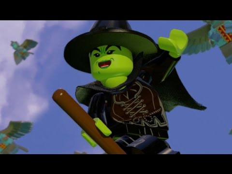 LEGO Dimensions - Wicked Witch of the West Boss Fights