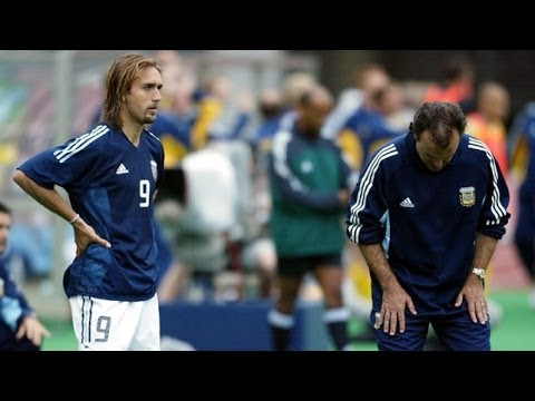 2002 Batistuta vs Sweden - World Cup